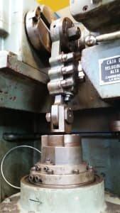 Talladora de engranajes por cortador BILARIZ S-5