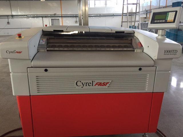 DuPont™ Cyrel® FAST 1000 TD