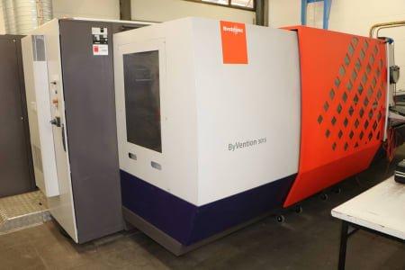 Máquina de corte láser BYSTRONIC BYVENTION 3015