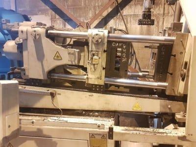 Máquina de fundición a presión FRECH DAW 80 E