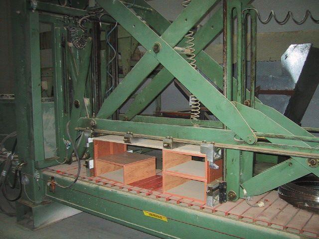 Prensa hidráulica de montaje de muebles