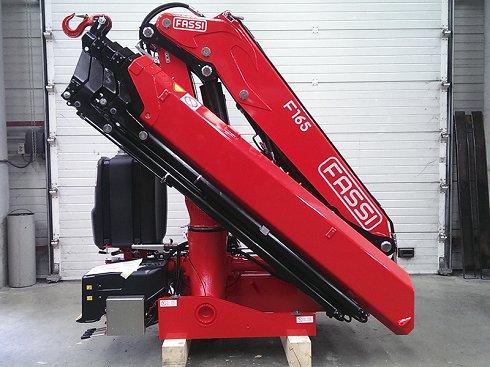 Grúa Fassi F165A.2.25 e-dynamic (nueva)