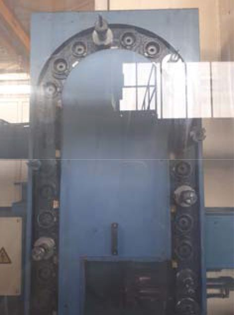 Fresadora Forest Line modelo Majort Mill 220T