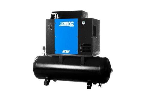 Compresores de tornillo ABAC Micron