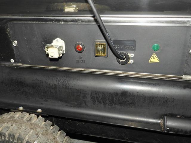 Cañón de aire caliente con quemador DIESEL