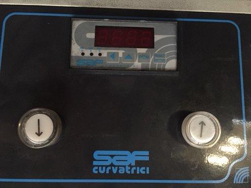 Curvadora de perfiles SAF DS-60
