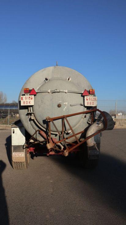 Cisterna 16.000 litros