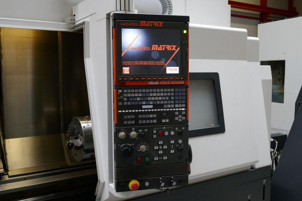 Mazak Integrex 300-IV Multi Tasking Ø 760 x 158