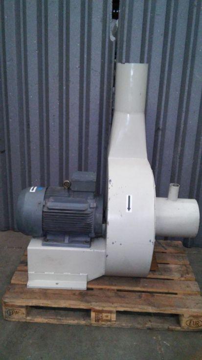 Motoventilador de aire a presión