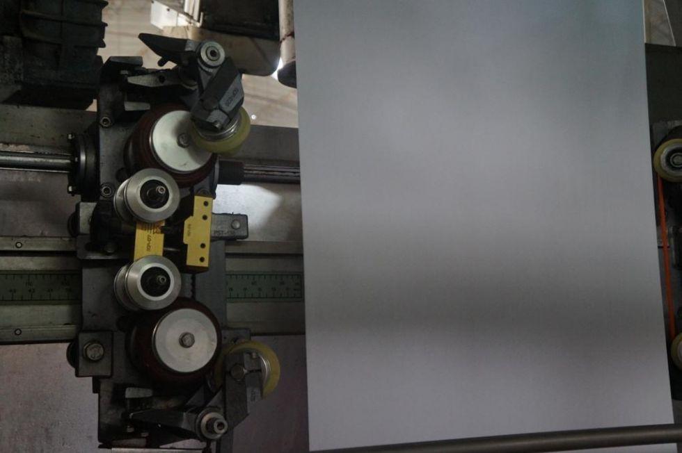 Máquina de exprimir