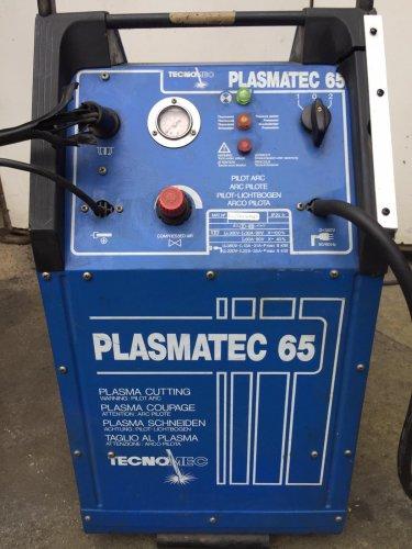 Grupo de plasma  Mod. Plasmatec 65