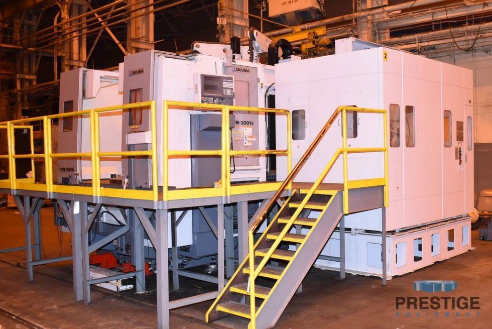 Mandrinadora Vertical CNC