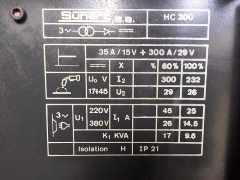 Soldadura de hilo  HC-300