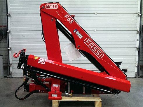 Grúa Fassi F65B.0.22 (nueva)