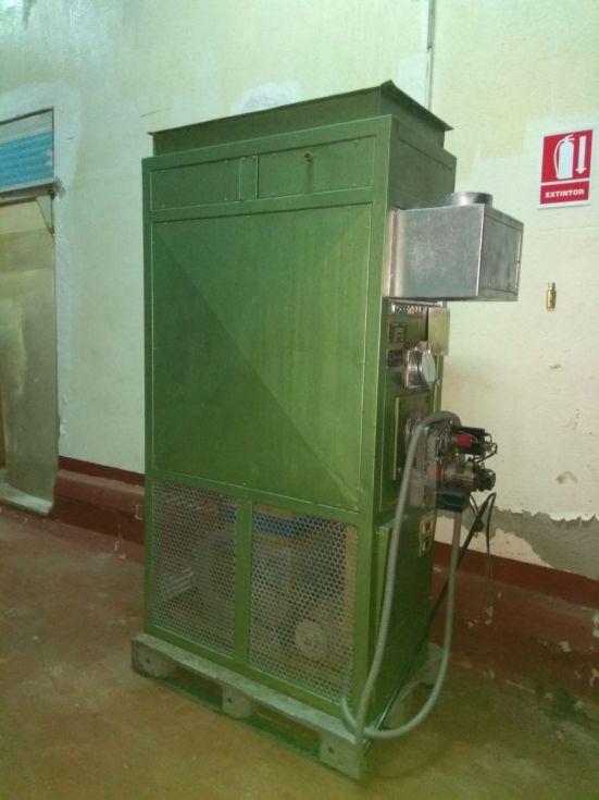 Secador calefactor