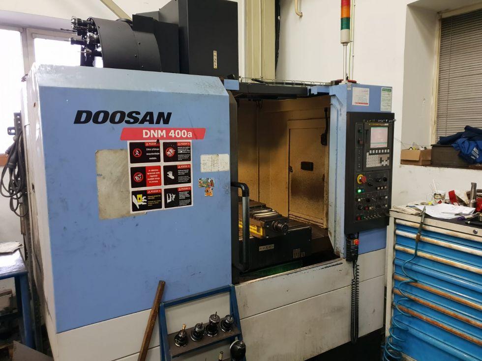 Doosan DNM400A VMC X 635 Y 435 Z 510 mm 4216 = Mach4metal
