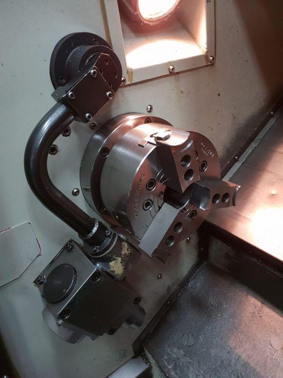 DOOSAN LYNX 220 L Ø 510 x 320 mm 4217 = Mach4metal