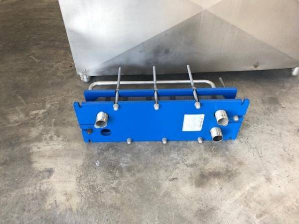 Intercambiador de placas en acero inoxidable M6 ALFA LAVAL
