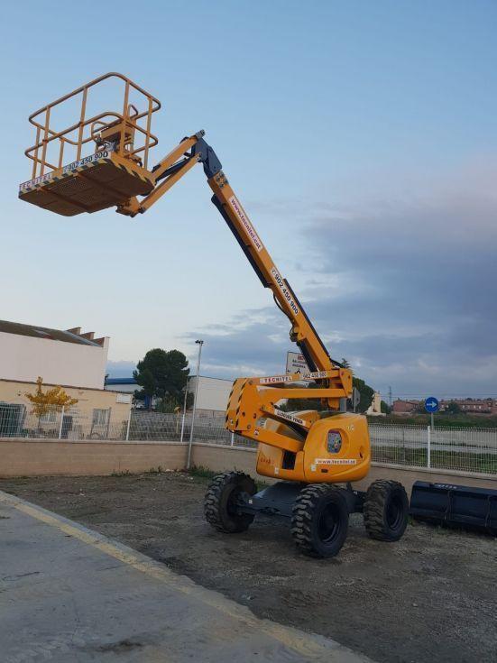 Brazo Articulado Diesel 18 m