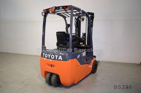 Contrapesada eléctrica (3 ruedas) Toyota 8FBE20T
