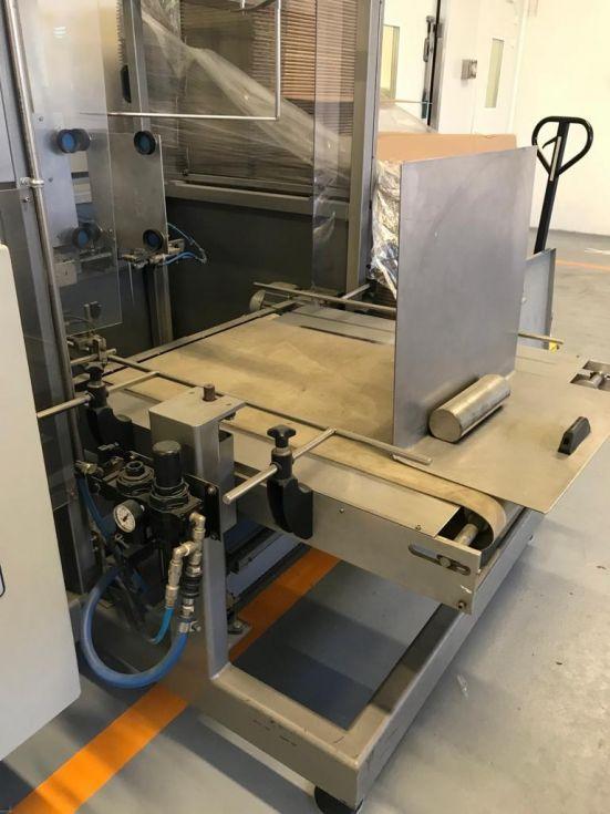 Formadora de cajas garper packing solutions fc-300 de segunda mano