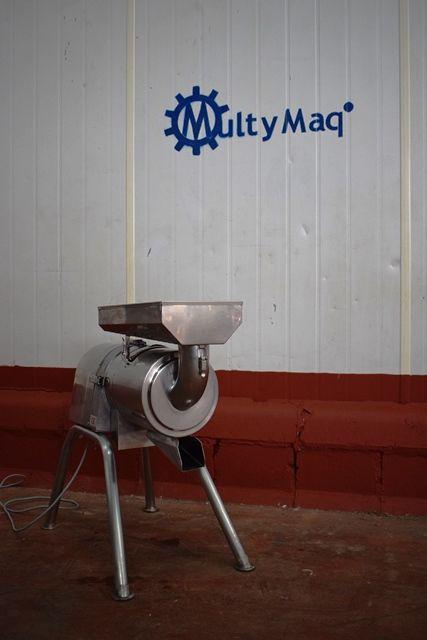 Robot separador de solidos