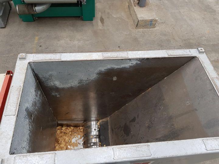 Astilladoras y trituradoras de biomasa