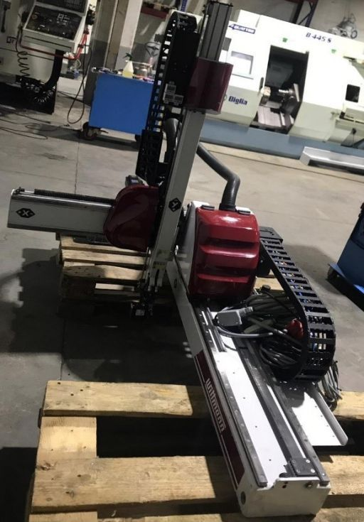 robot 3 ejes cartesiano-varios
