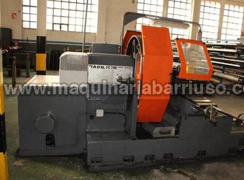 Torno  TADU Mod. FS-750