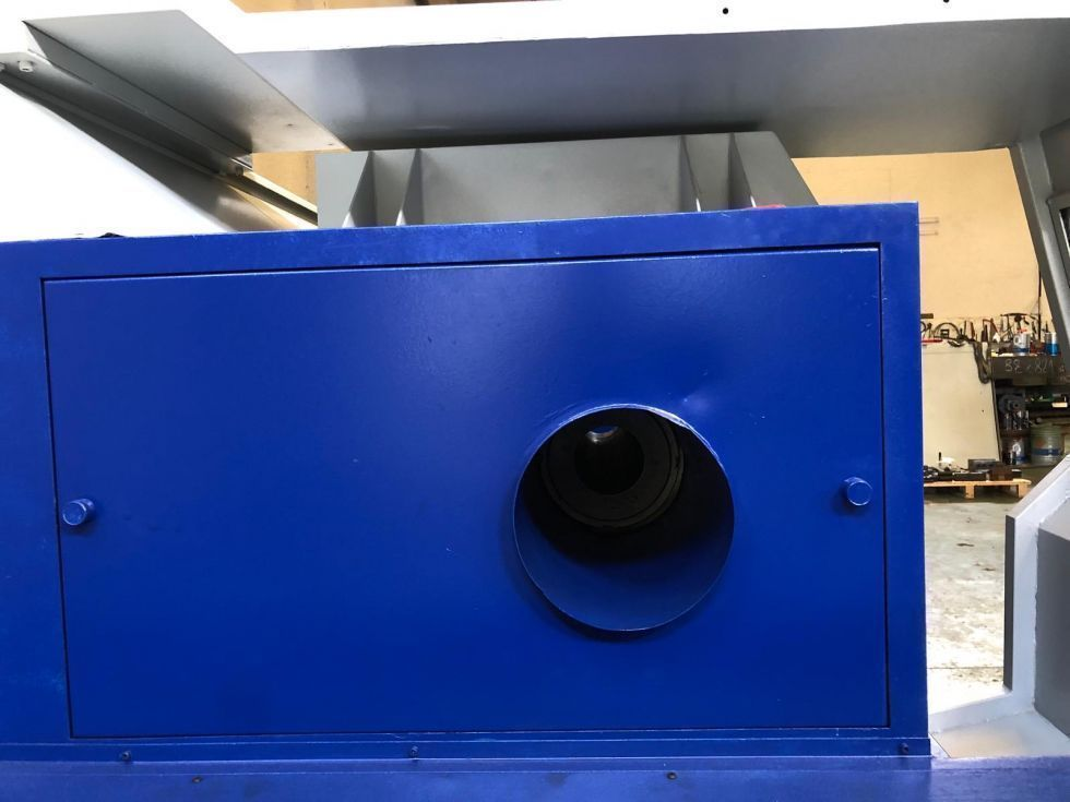Torno Gurutzpe CNC Mod. AT600-5000/500 de 5000 y volteo de 1100 sobre bancada y sobre carro 650. Totalmente reconstruido