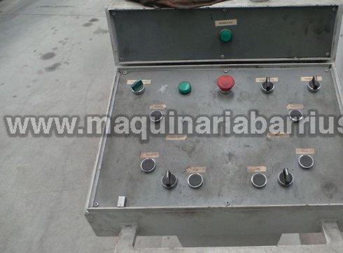 Cilindro IMCAR hidraulico 2500x8 mm.