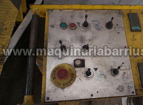 Curvadora CASANOVA FC-02R con rulinas