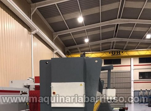 Cizalla HACO PSX 6006 de 6000 x 6 mm