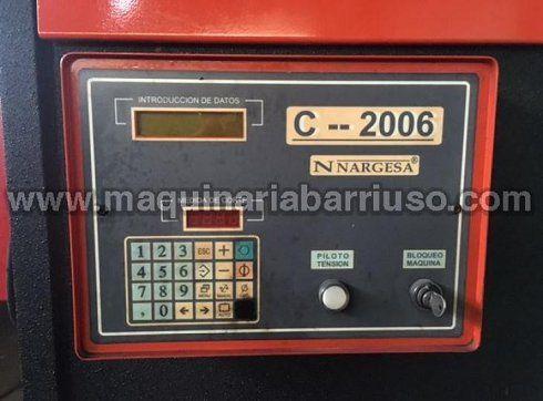 Cizalla NARGESA C2006 de 2050 x 6