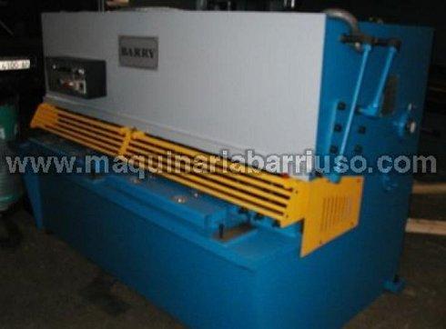 Cizalla Barry Modelo SC-2006 de 2050 x 6 mm. (Nueva)