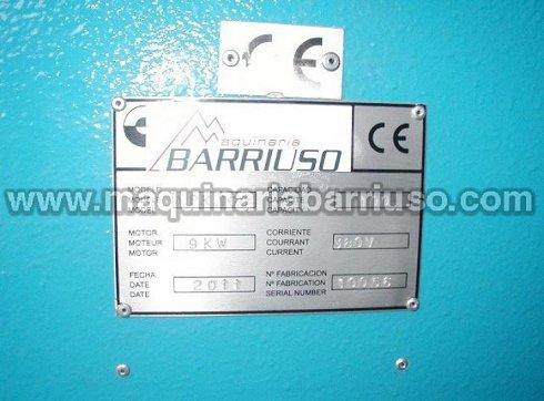 Curvadora de perfiles APK-100