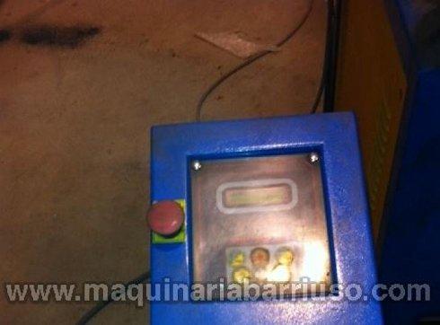 Curvadora de perfiles Ercolina modelo CE50H3