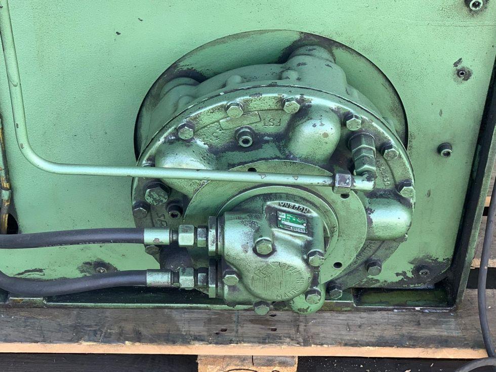 ROUNDO S-2 Hydraulic Joggling machine 4450 = Mach4metal