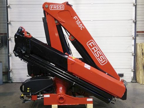 Grúa Fassi F155AC.0.24 e-active