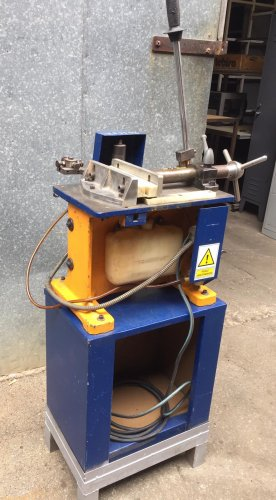 Retestadora aluminio