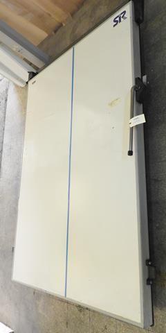 Puerta de cámara frigorífica
