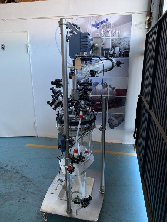 Reactor kilolab 20 litros sin uso con garantia