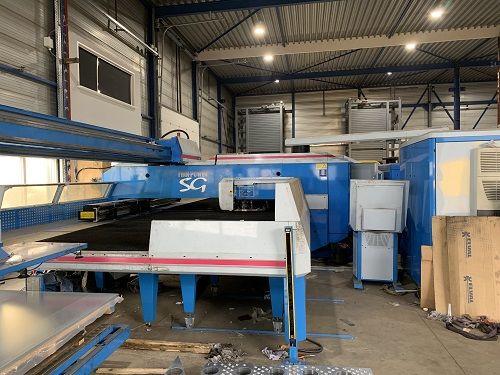 Finnpower SC6 Punching machine 3000 x 1500 mm 4460 = Mach4metal