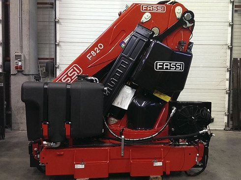 Grúa Fassi F820RA.2.28 (nueva)