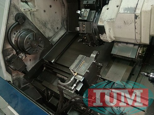 OMN-5406  TORNO DOOSAN PUMA 2500 XLY