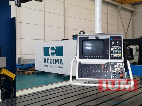 OMP-4588 FRESADORA CNC COLUMNA MOVIL SORALUCE SORAMILL SP 6000