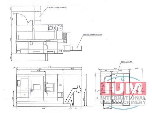 ORL-1729 TORNO DOOSAN PUMA TT 2000 SY