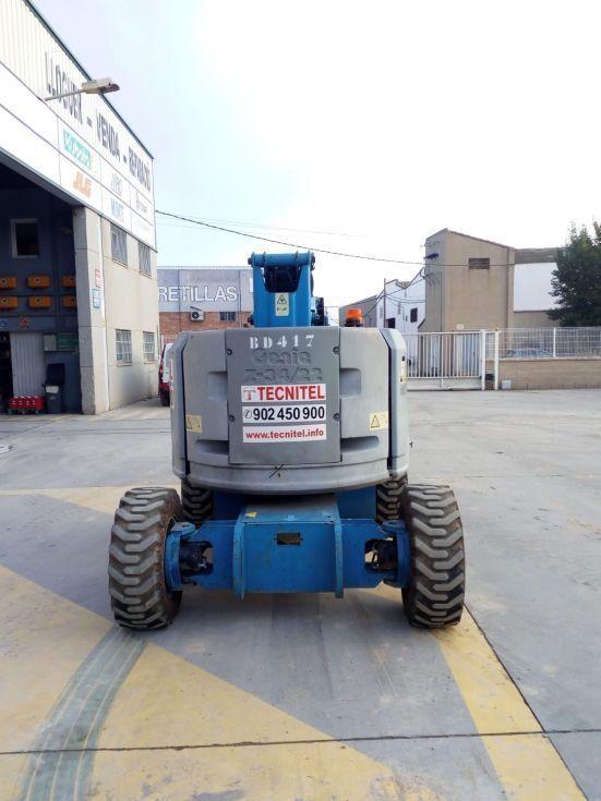 Brazo Articulado Diesel 12 mts.