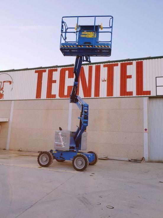 Brazo Articulado Diesel 16 m. Genie Z45/25 JRT