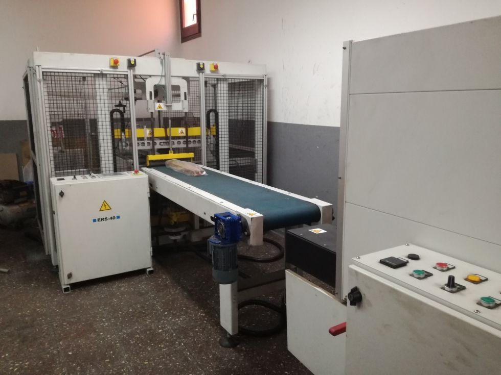 Máquina automática de embalar
